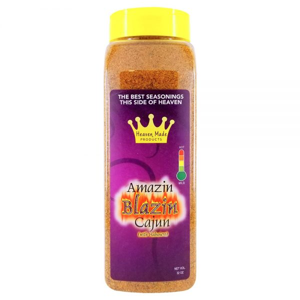 32 oz amazin blazin cajun seasoning