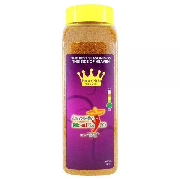 32 oz amazin mexicajun seasoning