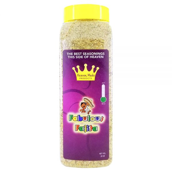 32 oz fabulous fajita seasoning