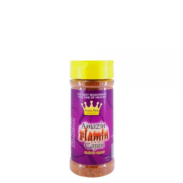 8 oz amazin flamin cajun seasoning