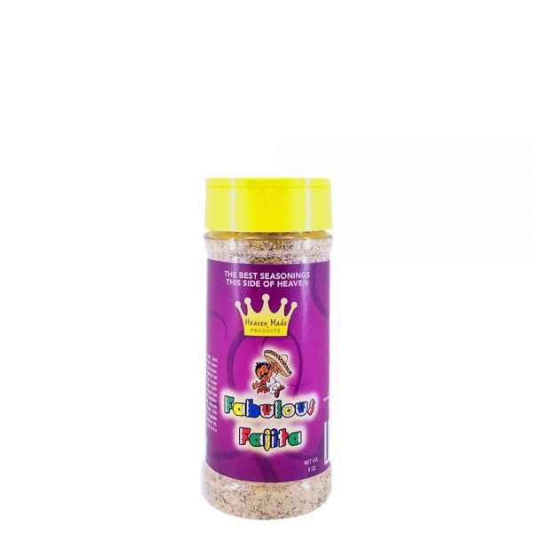 8 oz fabulous fajita seasoning