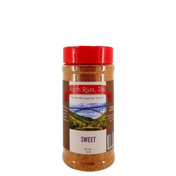 16 oz sweet seasoning
