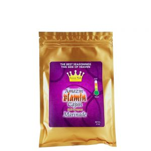 amazin flamin cajun injectable marinade