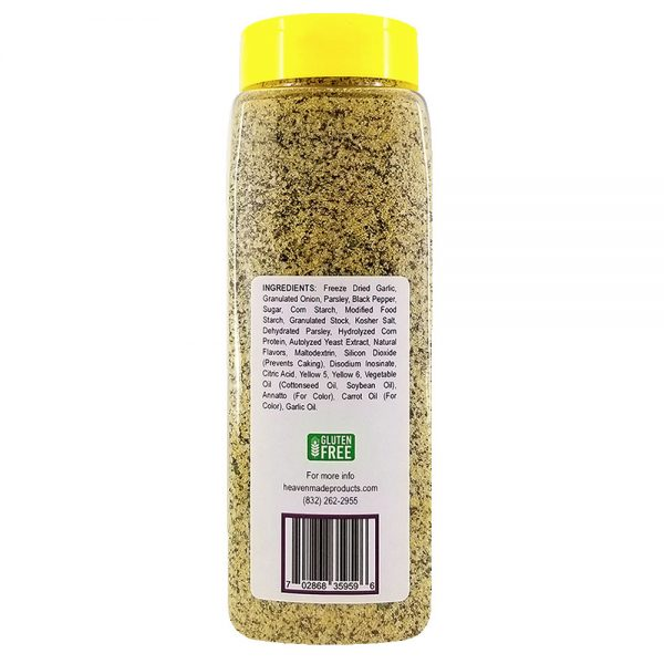 32 oz its incredible all purpose seasoning information
