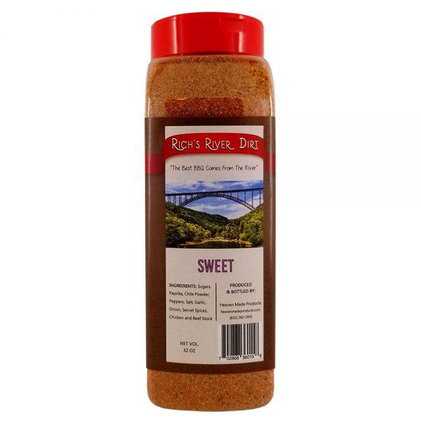 32 oz sweet seasoning