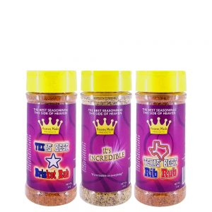 8 oz seasonings bbq pack